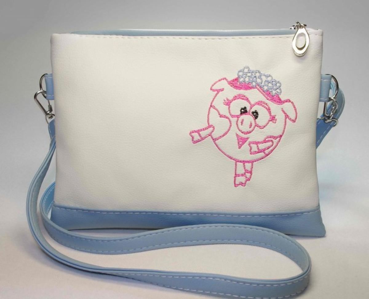 Детские сумочки с вышивкой