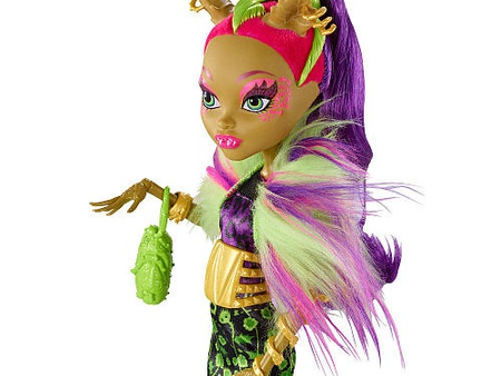 кукла Monster High Clawvenus Freaky Fusion